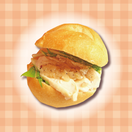 米粉サンド