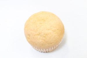 白鳳種の白桃メロンパン①