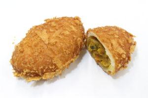 北海道5種の野菜カレーパン