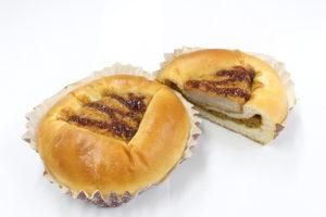 ヒレカツ焼きカレーパン