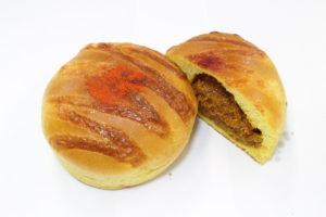 辛旨!鶏挽肉のキーマカレーパン