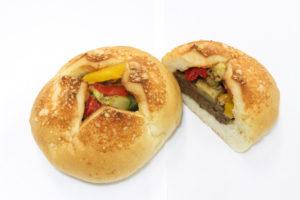 欧風野菜の牛肉カレーパン